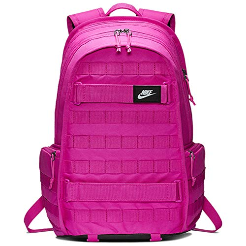Nike Herren NK RPM BKPK - NSW Sports Backpack, fire pink/Black/(White), MISC
