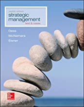 Best strategic management dess 8th edition Reviews