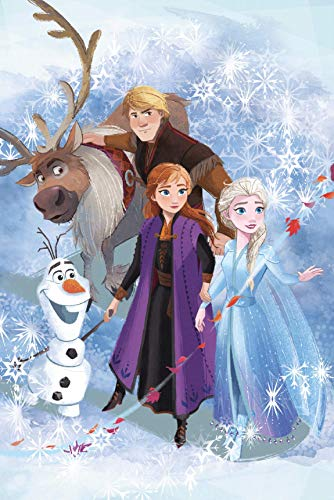 Eiskönigin Disney Frozen Elsa Anna Manta Polar, Fleecé Manta para Arrullarse Manta 100 X 150CM