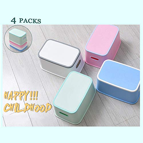 Baby Toilet Stool,Take It Along in Bedroom Kitchen Bathroom and Living Room Great for Potty Training Kids Best Friend Step Stool