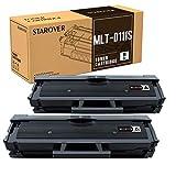 STAROVER Kompatibel Toner Patrone Ersatz für Samsung MLT-D111S D111S für Samsung Xpress M2070W M2070 M2070FW M2026W M2026 M2020 M2020W M2022 M2022W M2070F (Schwarz, 2er-Pack)