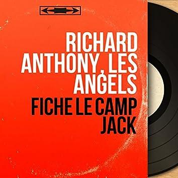Fiche le camp Jack (feat. Christian Chevallier et son orchestre) [Mono Version]