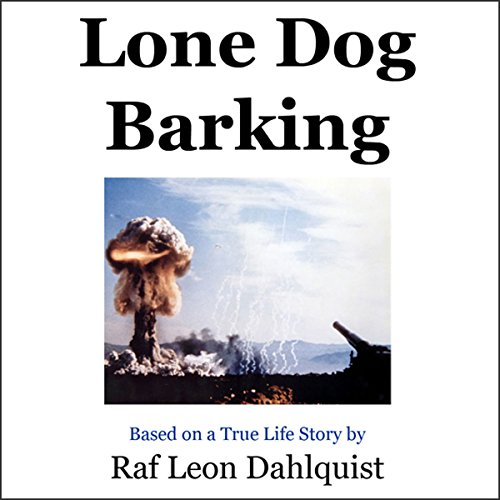 Lone Dog Barking audiobook cover art
