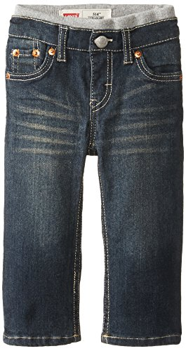 Levi's Baby Boys' Straight Fit Jeans, Covered Up, 12M
