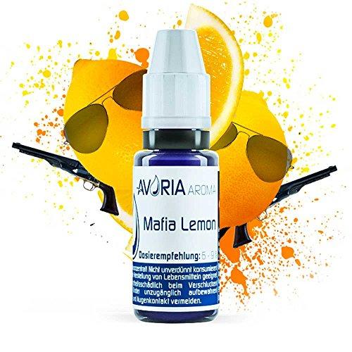 Avoria Aroma Mafia Lemon (12 ml) (Zitrone mit Menthol)