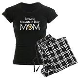 CafePress Bernese Mountain Dog Mom Pajamas Womens Novelty Cotton Pajama Set, Comfortable PJ Sleepwear