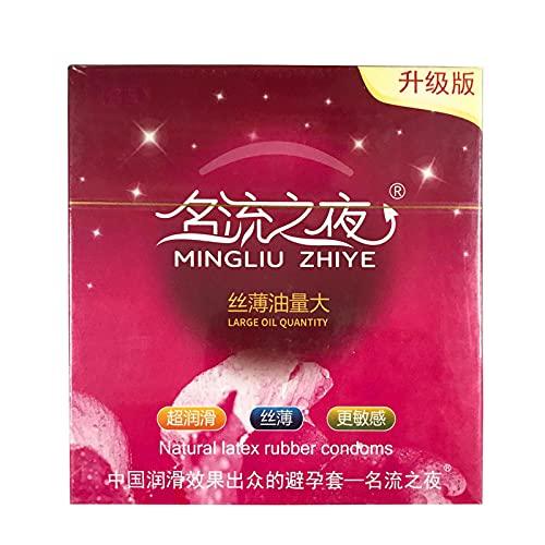 Pack Preservativos Sensitivo Suave - Pack Retardante Preservativos Placer Prolongado - Intense Y Mutual Climax - Lubricados - Ajuste Sexo Seguro - 50/100 Unidades
