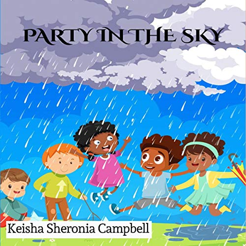 Party in the Sky audiobook cover art