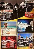 The Bosshoss - 2008 Konzert-Poster A1