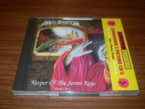 Keeper Of the Seven Keys 1+2