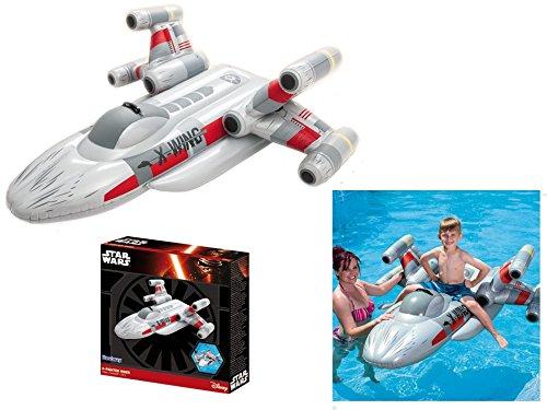 Star Wars aufblasbarer X-Fighter, X-Wing Fighter Jet, Luftmatratze