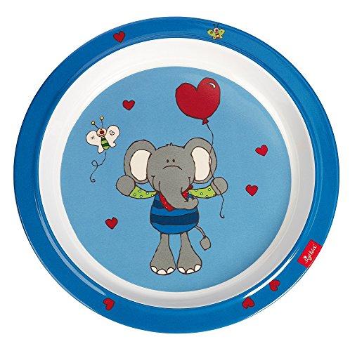 Sigikid 24432 Melamin-Teller Lolo Lombardo [Spielzeug] [Spielzeug] [Spielzeug]