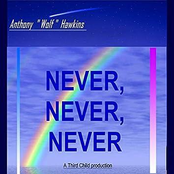 Never, Never, Never