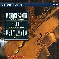 Violin Concerto/Violin Ro by Mendelssohn
