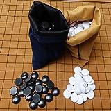 WCY Juegos de tableros de ajedrez Los niños de ajedrez Van a Establecer Pedazos de ajedrez de baquelita de melamina Alrededor del Tablero (361 PCS Chessman yqaae