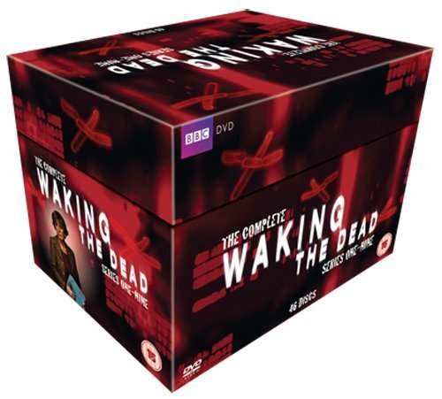 Waking the Dead - Series 1-9 [46 DVD Box Set] [UK Import]