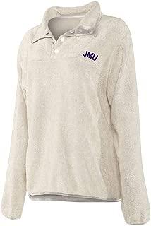 Elite Fan Shop NCAA Women's Snap Pullover