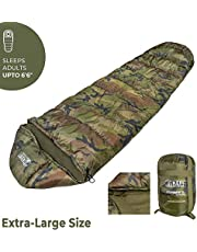 Kefi Outdoors Army Sleeping Bag