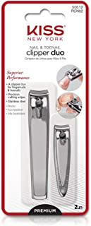 KISS Nail & Toenail Clipper Duo RCN02
