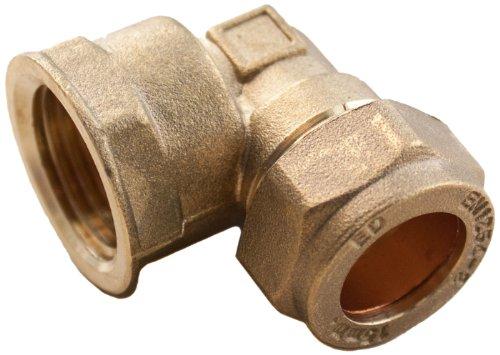 Plumb-Pak PF12 15mm x 1/2-inch Vrouw Compressie Hoek