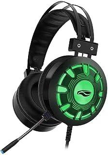 Headset Gamer C3 Tech, USB 7.1 preto KESTREL, drive 50mm, multicores, PH-G720BK