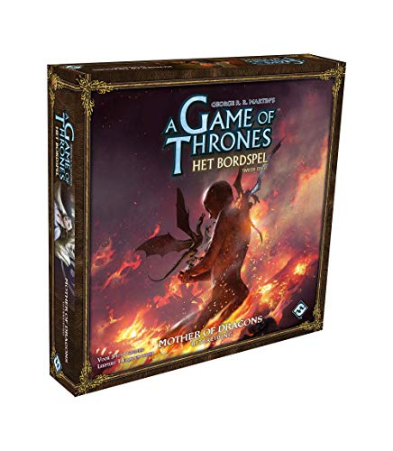 A Game of Thrones het Bordspel