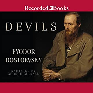 Devils                   By:                                                                                                                                 Fyodor Dostoevsky                               Narrated by:                                                                                                                                 George Guidall                      Length: 28 hrs and 3 mins     6 ratings     Overall 4.8