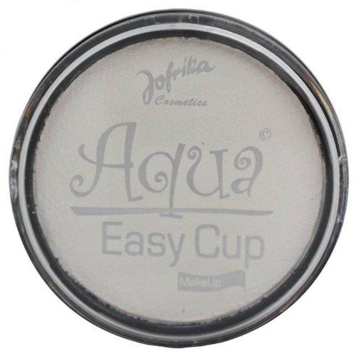 Aqua-Schminke Easy Cup Weiß