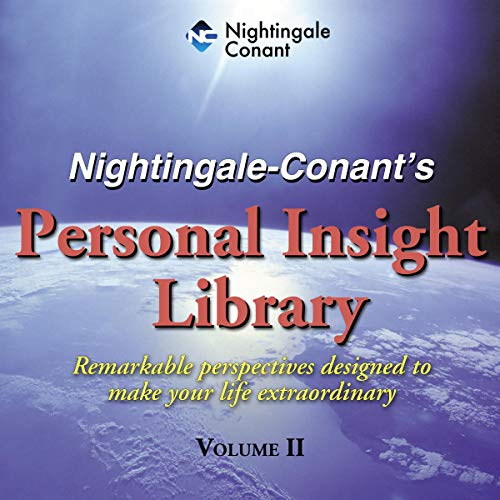 Personal Insights Library II audiobook cover art