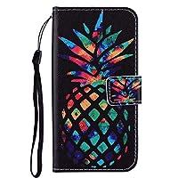 耐摩擦 手帳型 サムスン ギャラクシー Samsung Galaxy J4Plus プラス ケース 手帳型 本革 レザー カバー 財布型 スマホケース スマートフォン[無料付防水ポーチケース]