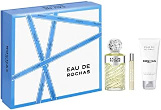 Rochas Agua fresca - eau de toilette - 100 ml body lotion - 100 ml eau de toilette vaporisateur spray - 20 ml - total 22...