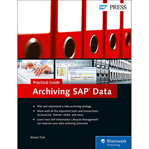 Archiving SAP Data--Practical Guide