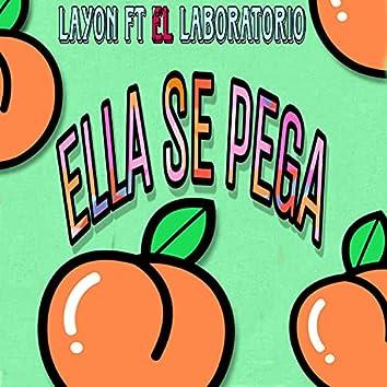 Ella Se Pega (feat. Layon)