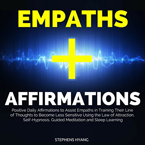 Empaths Affirmations audiobook cover art
