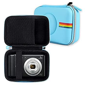 Leayjeen Digital Camera Case Compatible with Sony DSCW800/B 20.1 MP Digital Camera(Case Only)