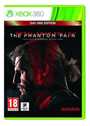Metal Gear Solid V: The Phantom Pain (Konami)