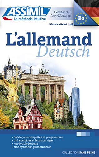 ASSiMiL L'allemand: Deutsch für Französischsprechende (Deutsch als Fremdsprache)