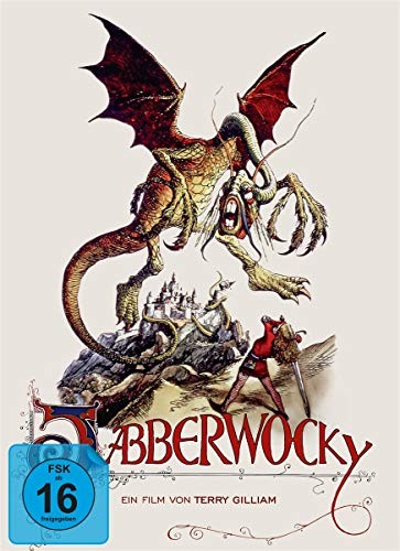 Monty Python's Jabberwocky - 2-Disc Limited Collector's Edition im Mediabook (+ DVD) [Blu-ray]