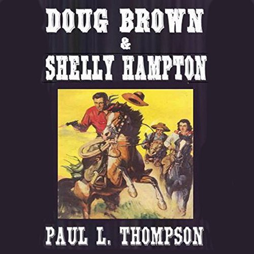 Doug Brown & Shelly Hampton audiobook cover art