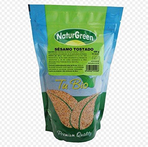Sésamo Tostado Naturgeen 450 g