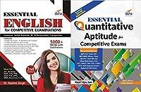 Essential English & Essential Quantitative Aptitude for Competitive Examinations