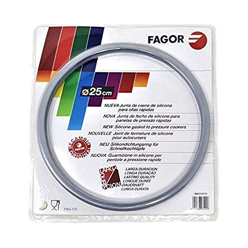 ELECTROTODO Goma original olla rápida Fagor 25 cm