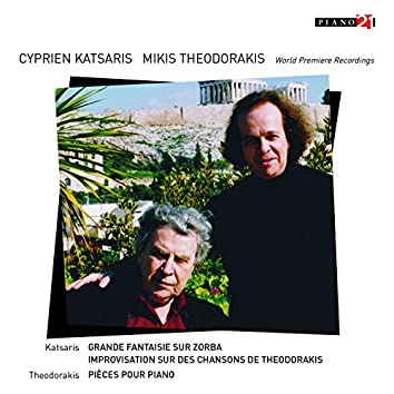 Grande fantaisie sur Zorba, une rhapsodie Grecque (World Premiere Recordings)