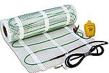 Northgate Electric Heated Floors Heating Mat (33 sqft)