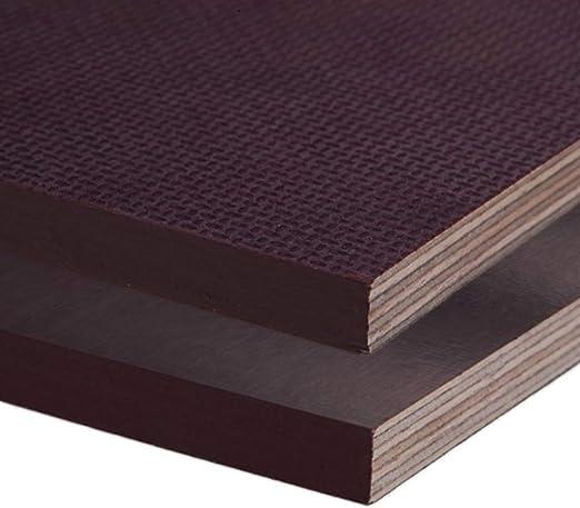 Siebdruckplatte 21mm Zuschnitt Multiplex Birke Holz Bodenplatte 50x100 cm