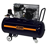 Compresor de aire Vinco ZB-01/8-100,3 hp, 100 l, lubrificado