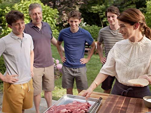 Carne Asada with La Familia