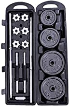 Emfil Pro Power Dumbbell Set, DCH-50 KG
