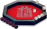 Legendary Games Farkel Rolling Tray Set