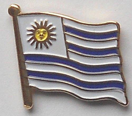 Pin / Badge Flagge Fahne Uruguay